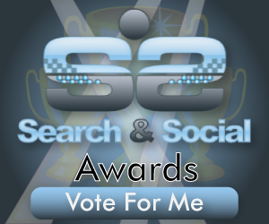 Search and Social Awards Vote